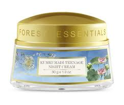 Forest Essentials Kumkumadi Teenage Night Cream
