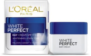 Best Cream for Fairness and Glowing Skin: L'Oreal Paris White Perfect Laser Day Cream