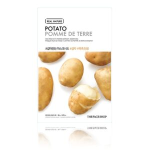 The Face Shop Real Nature Potato Face Mask
