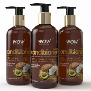 Wow, Skin Science Hair Conditioner