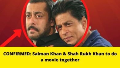 Photo of CONFIRMED: Salman Khan and Shah Rukh Khan to do a movie together