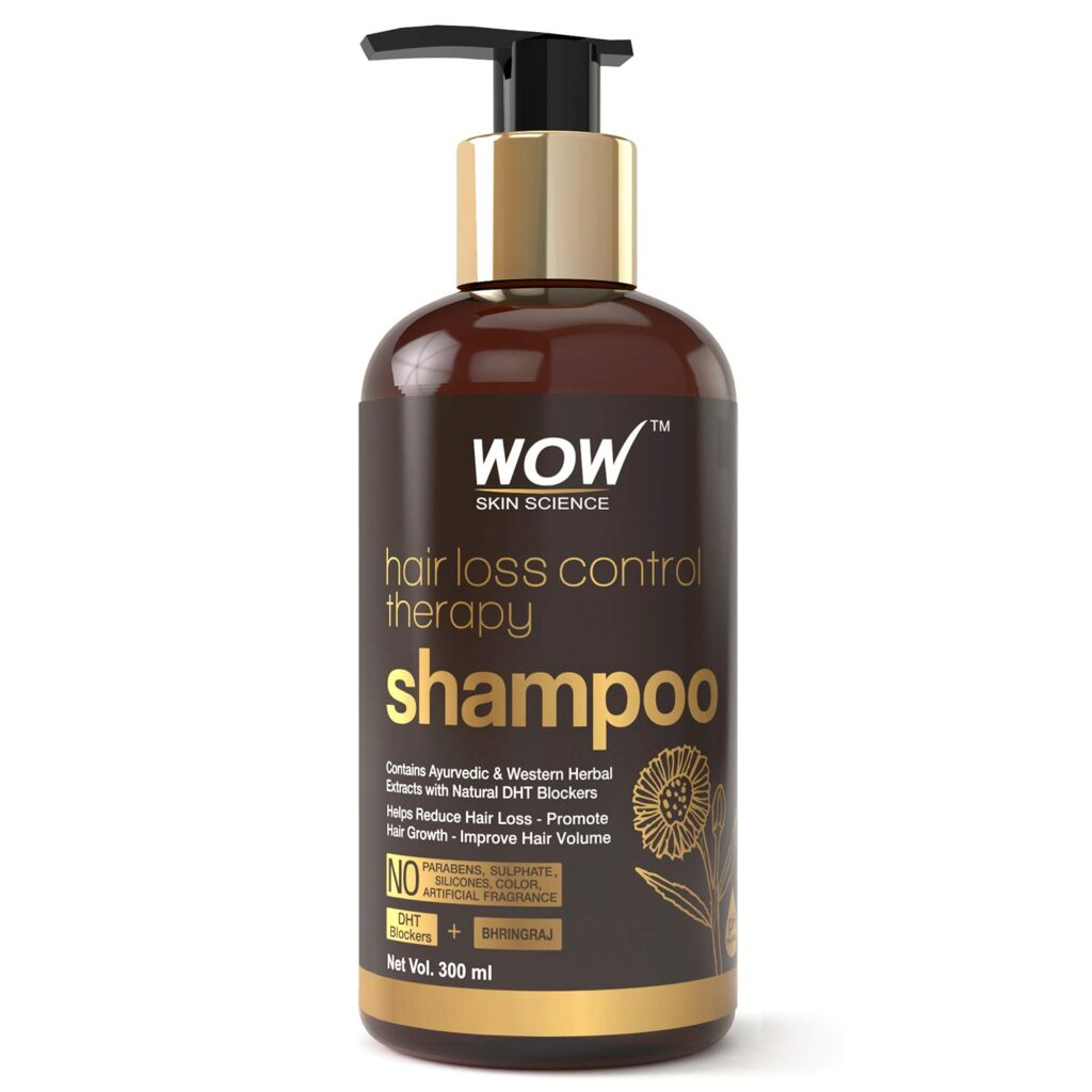 WOW, Skin Science Hair Loss Control Therapy Shampoo